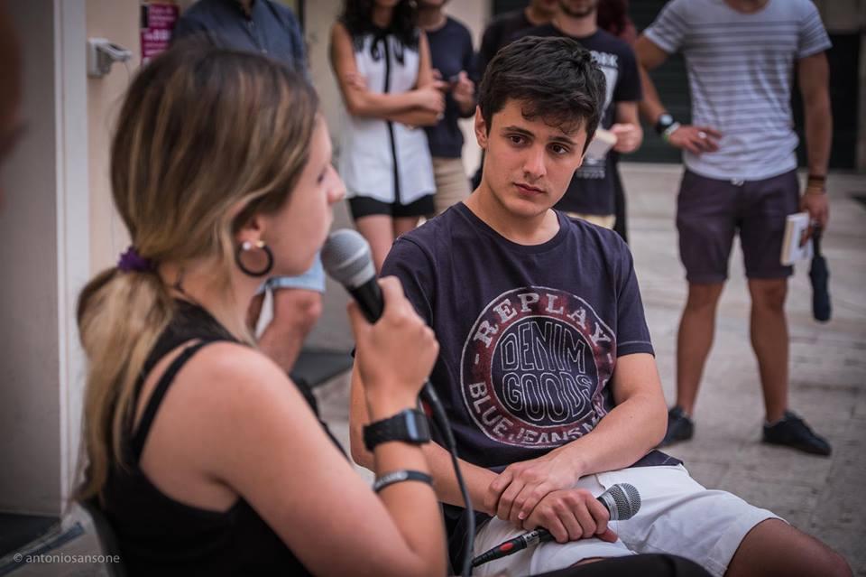 Riflessioni dello studente Francesco Contini sulla sua partecipazione ad Amabili Confini.