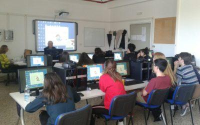 Alternanza scuola/lavoro con gli studenti del liceo classico di Matera