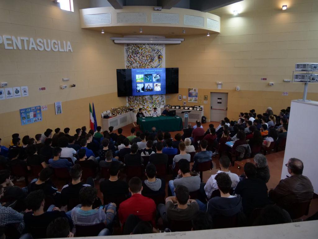Guido Barbujani ospite dell'IIS Pentasuglia di Matera