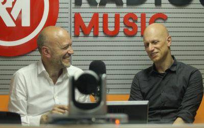 Giorgio Vasta ospite di Radiosa Music