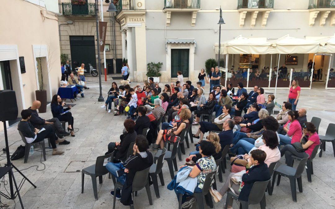 Amabili Confini 2018: report degli incontri con Giorgio Vasta