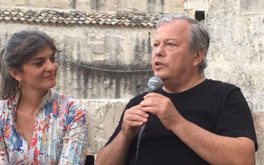 Amabili Confini 2018: report degli incontri con Dario Voltolini