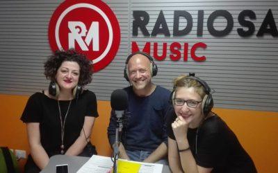 Azzurra D'Agostino ospite di Radiosa Music