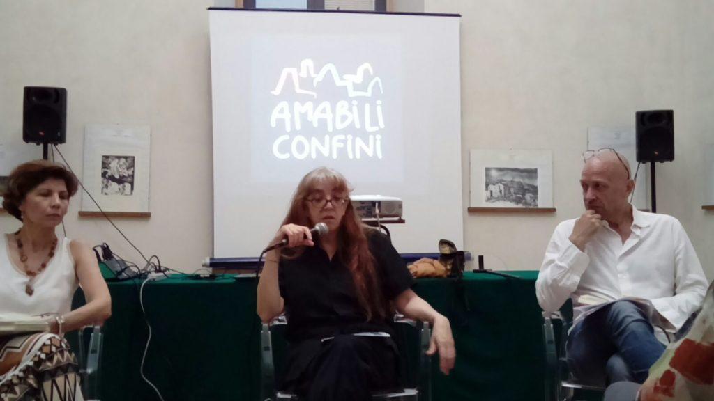 Incontro con Laura Pariani presso la Biblioteca Provinciale di Matera