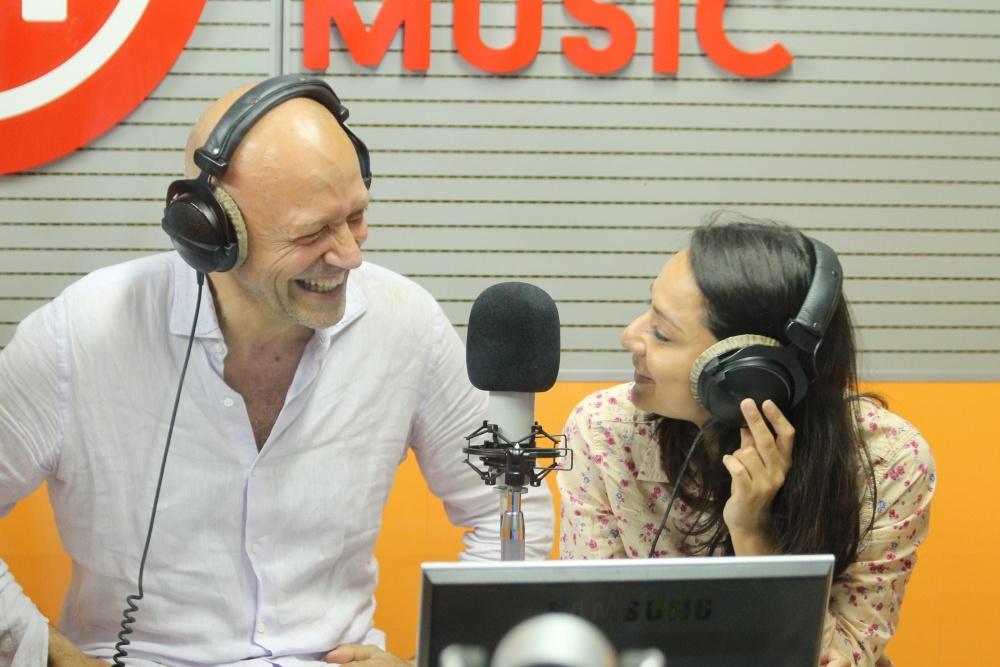 Rosella Postorino ospite di Radiosa Music
