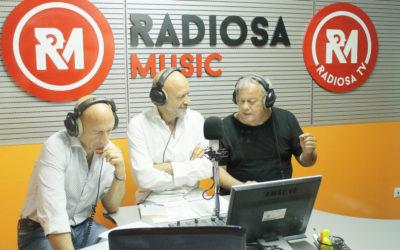 Dario Voltolini ospite di Radiosa Music