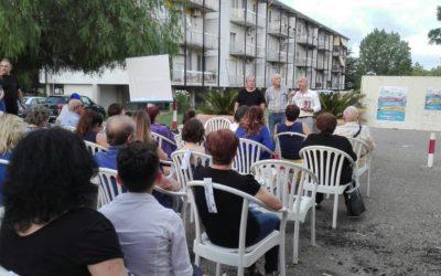 L'esperienza di Dario Voltolini durante Amabili Confini 2018