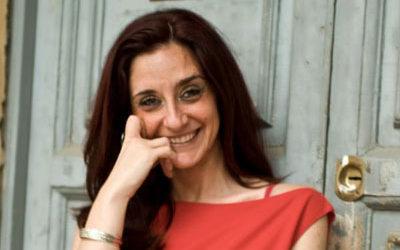 La scrittrice Rossella Milone a Matera e Policoro per Amabili Confini 2019