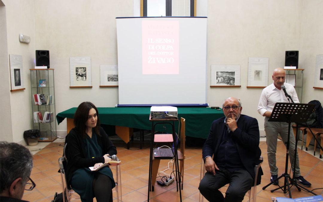 Simonetta Sciandivasci dialoga con Pierluigi Battista