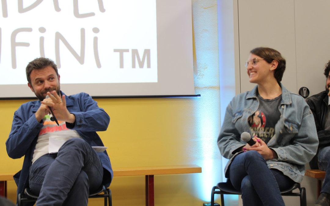 Paolo Giordano a Matera: il servizio di TRM