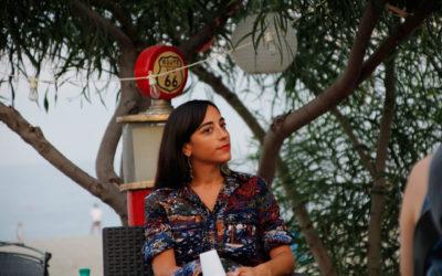 Claudia Durastanti a Policoro